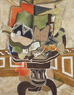 Georges Braque, The Round Table, 1929.