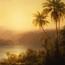 Frederic Edwin Church, Sierra Nevada de Santa Marta, 1883.